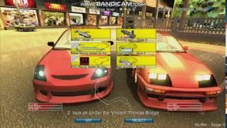 Overspeed: High Performance Street Racing PC Gameplay