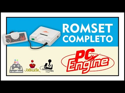 DOWNLOAD ROMSET COMPLETO DE PC ENGINE / TURBOGRAFX-16 - YouTube