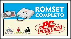 DOWNLOAD ROMSET COMPLETO DE PC ENGINE / TURBOGRAFX-16