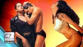 Pooja Bhatt's Famous, Hot Photoshoot | Lehren Diaries