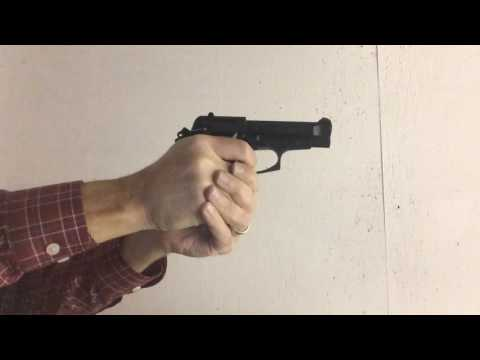 12rds through a 32ACP Beretta 81FS
