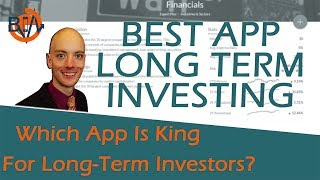 Best Investment App For Long Term Investing - Long Term Investment Brokerage