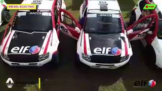 Battlefields 400 - Elf Renault Duster DE