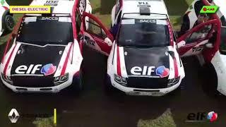 Battlefields 400 - Elf Renault Duster DE