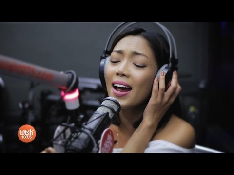 "Jona performs ""I'll Never Love This Way Again"" LIVE on Wish 107.5 Bus"