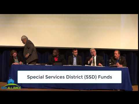 Annexation, Deannexation, and Incorporation Part3 (Special Services District (SSD))