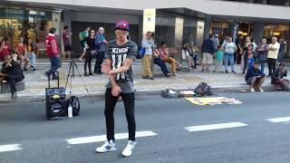 Baixar Dançarino Maykon Replay da Show na Av Paulista | Aaron Smith Dancin KRONO Remix