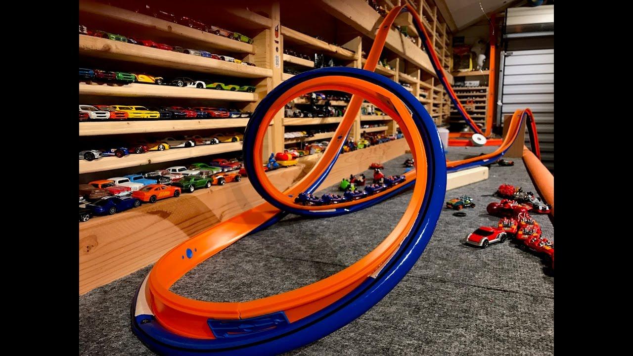 Marble Coster Wheels : Hot wheels roller coaster track hack doovi