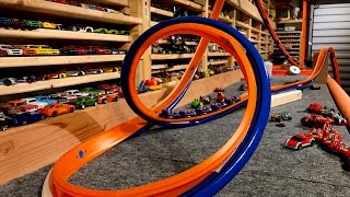 "HOT WHEELS ROLLER COASTER ""TRACK HACK"""