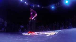 B-Boy Hatsolo Destroying Red Bull BC One Finland Cypher