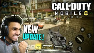 Call of Duty Mobile New Update 1.0.8 Gameplay Review