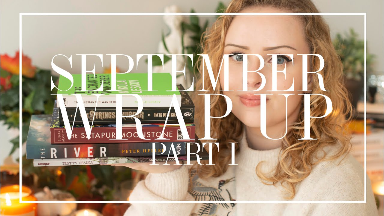 September Wrap Up Part I | The Book Castle | 2020