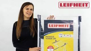 сушилка для белья Leifheit Tower 190