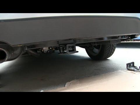 Subaru Impreza Trailer Hitch Installation YouTube