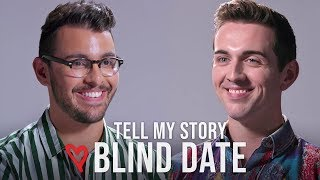 Their Chemistry Has Us in Happy Tears 😀😭 | Tell My Story, Blind Date