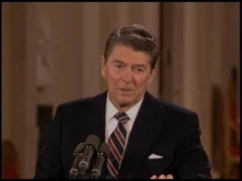 President Reagan's 33rd Press Conference on January 7, 1986