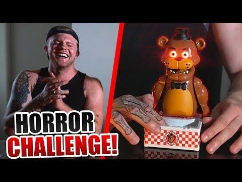 Five Nights at Freddys Challenge (+ Bestrafung!)