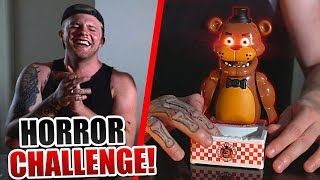 Five Nights at Freddys Challenge (+ Bestrafung!)