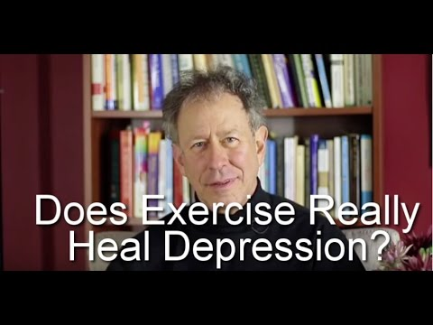 Can Exercise Fight Depression thus making you More happy