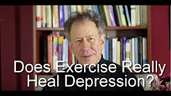 Does Exercise Really Heal Depression?