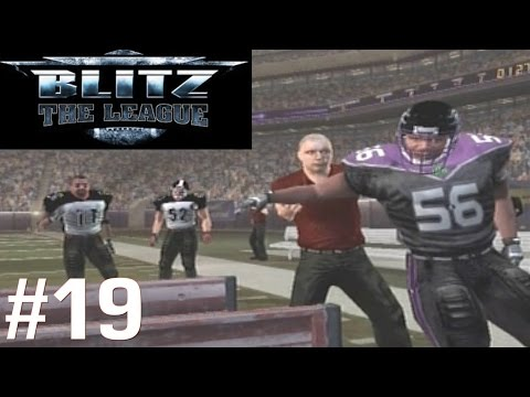 BLITZ THE LEAGUE PS2 CAMPAIGN PART 19: DIVISION 1 CHAMPIONSHIP! (Finale)