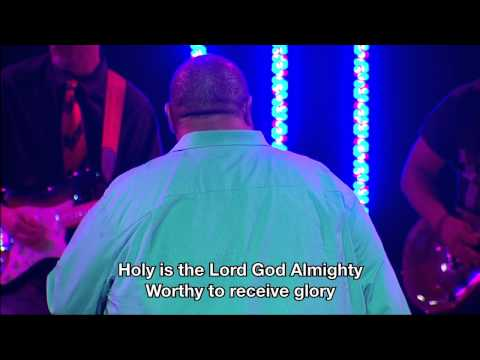 Holy, Holy, Holy - Alvin Slaughter and the C3 Worship Band