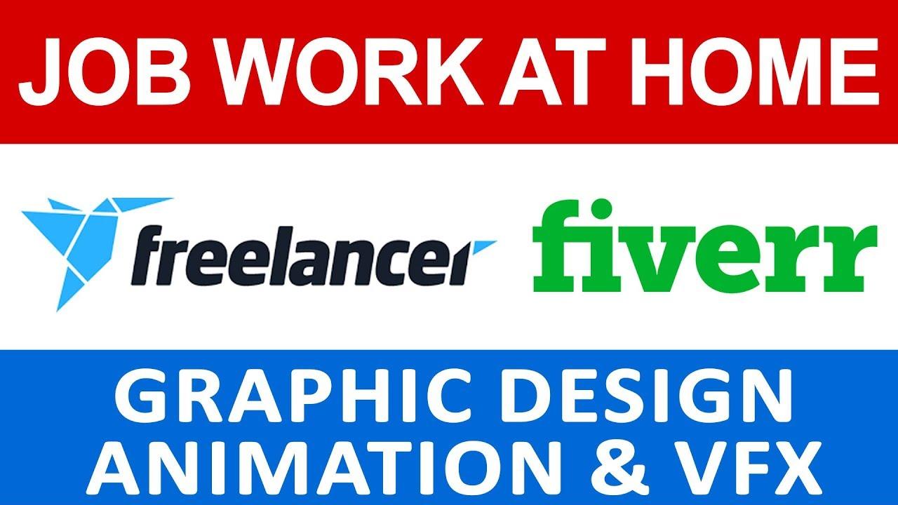 Animation & Vfx Job Work at Home Hindi - YouTube