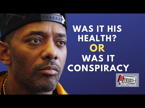 "This UNSEEN Prodigy Video ""Proves He  May Have Died For Reasons Other Than His Health""!!"
