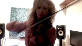 "JENNIFER LYNN - METALLICA ""ONE"" - ELECTRIC VIOLIN COVER"