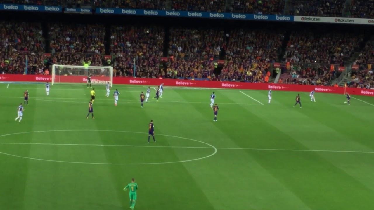 Barça - Espanyol (1-0 Messi)