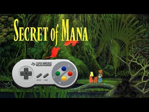 Secret of Mana 'glitchless' speedrun in 3:57:01