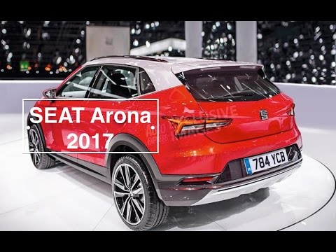 seat aron 2017 small suv youtube. Black Bedroom Furniture Sets. Home Design Ideas