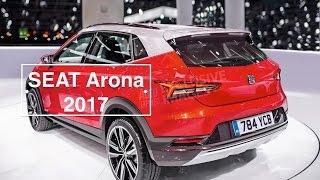SEAT Aron 2017 Small SUV