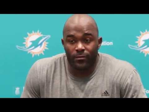 Mario Williams Excited About Dolphins