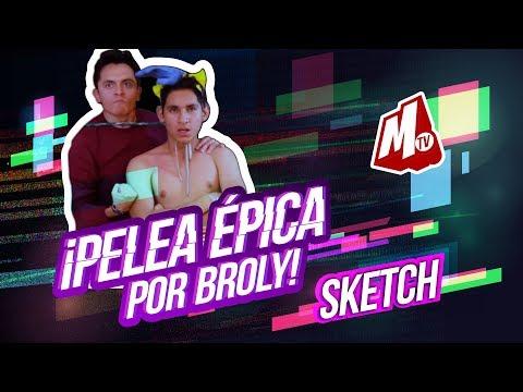 �Pelea �pica por Broly! I Sketch I ft Poyorch