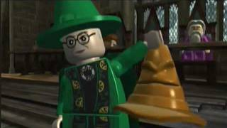 Lego Harry Potter Years 1-4 - Episode 2 - Wingardium Leviosa!