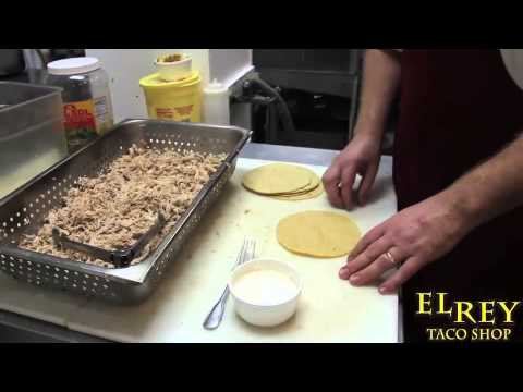 How To Make Rolled And Folded Tacos