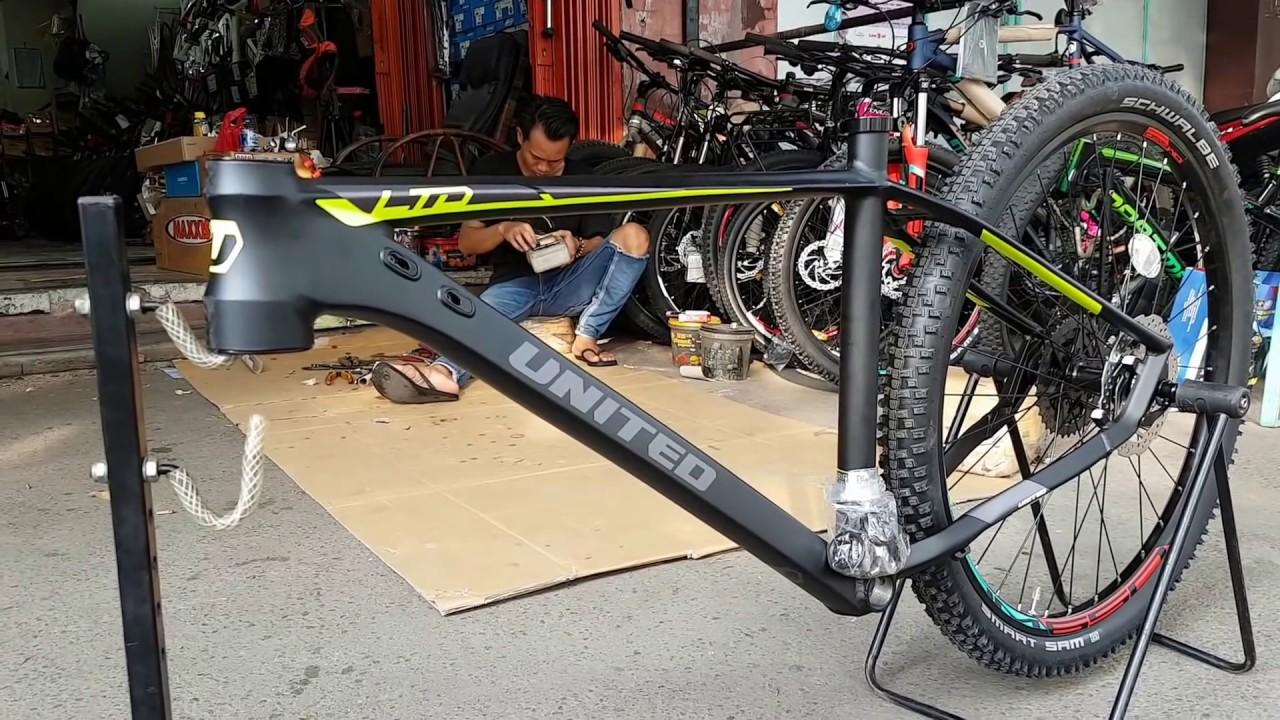 Frame United LTD SL6 size M 27.5 inch juragan