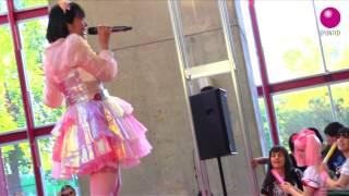HARUKO MOMOI - LOVE.EXE 桃井はるこ @EXPOMANGA 18/05/2014