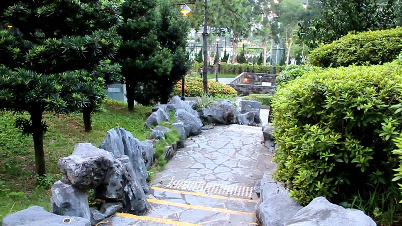 chinese garden - fengshui of landscape