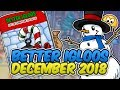 DEC' 18 IGLOO CATALOG CHEATS! | Club Penguin Rewritten