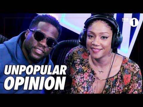 Unpopular Opinion with Kevin Hart & Tiffany Haddish