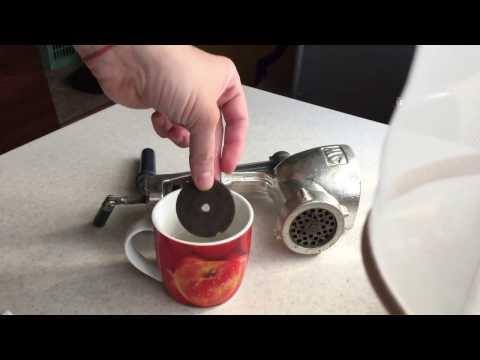 0 - Заточка ножів для м'ясорубки