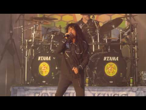 ANTHRAX   Madhouse  Bloodstock 2016