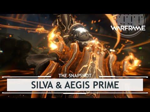 Warframe: Silva & Aegis Prime, The Hot Rod [thesnapshot]