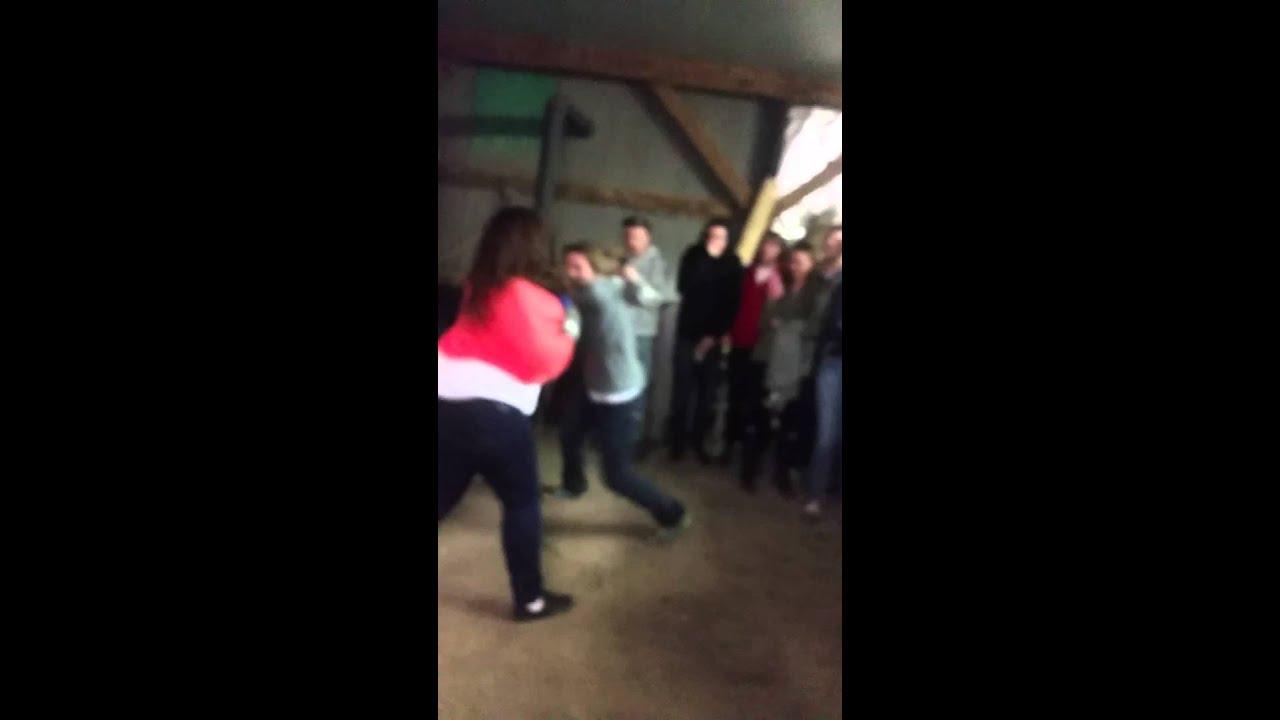 Watch swingers club gangbang