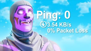 0 ping = overpowered