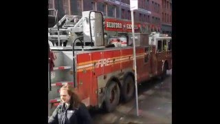 NEW SERIES - MY FDNY INSTAGRAM POSTINGS OVER THE COURSE OF A FEW DAYS IN & AROUND NEW YORK CITY - 26