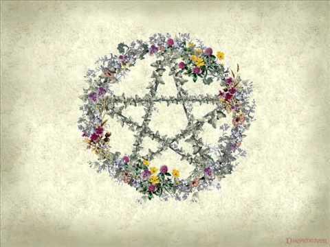 Música wicca: circulo