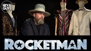 Rocketman Costumer Designer Julian Day on recreating Elton John's style